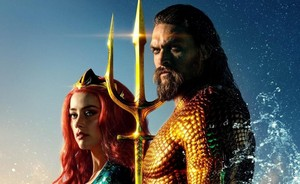 aquaman poster detail