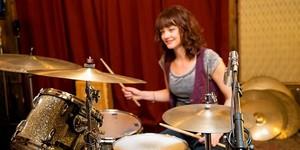 girl drummer