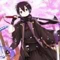 kirito - sword-art-online fan art