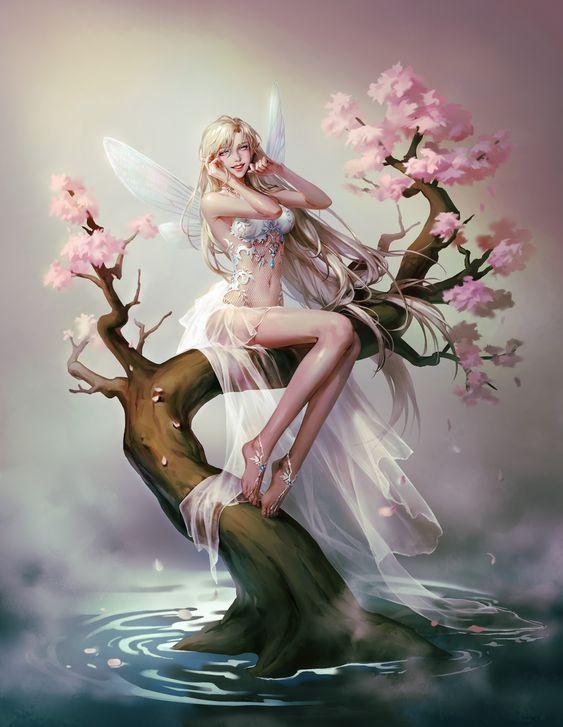 magical nàng tiên for my znhar darling🧚💖🌸
