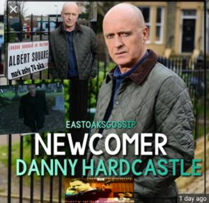 paul Usher Eastenders danny Hardcastle