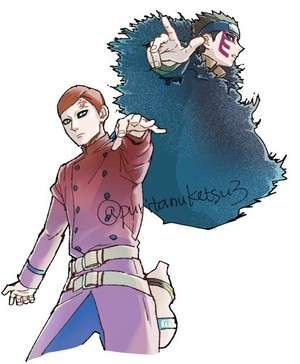 shinki and gaara