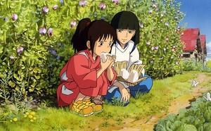 Cuộc phiêu lưu của Chihiro đến vùng đất linh hồn