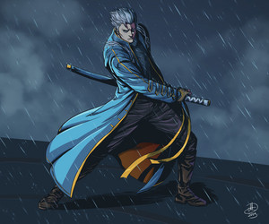vergil devil may cry 3