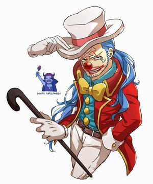 "*Buggy ""The Clown"" : One Piece*"