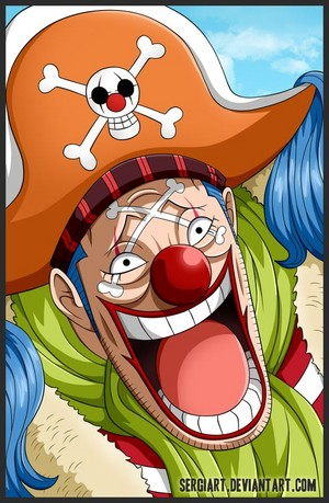 "*Buggy ""The Clown""*"