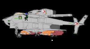 (Full length) Aurora Sterling and VFH-12 Super Auroran