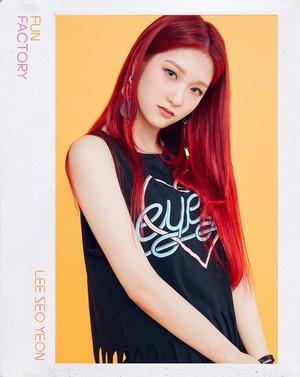 [HD] 프로미스나인 (fromis_9) 1st Single Album [FUN FACTORY] Official foto FUN ver. Seoyeon