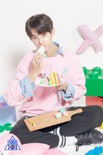김민규 Produce x 101