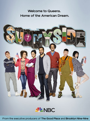 'Sunnyside' Promotional Poster