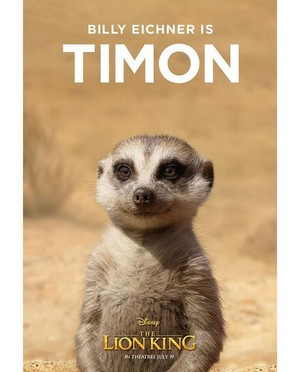 The Lion King: Timon