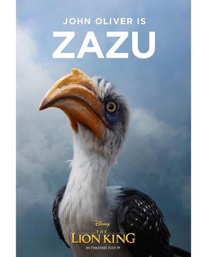 The Lion King: Zazu