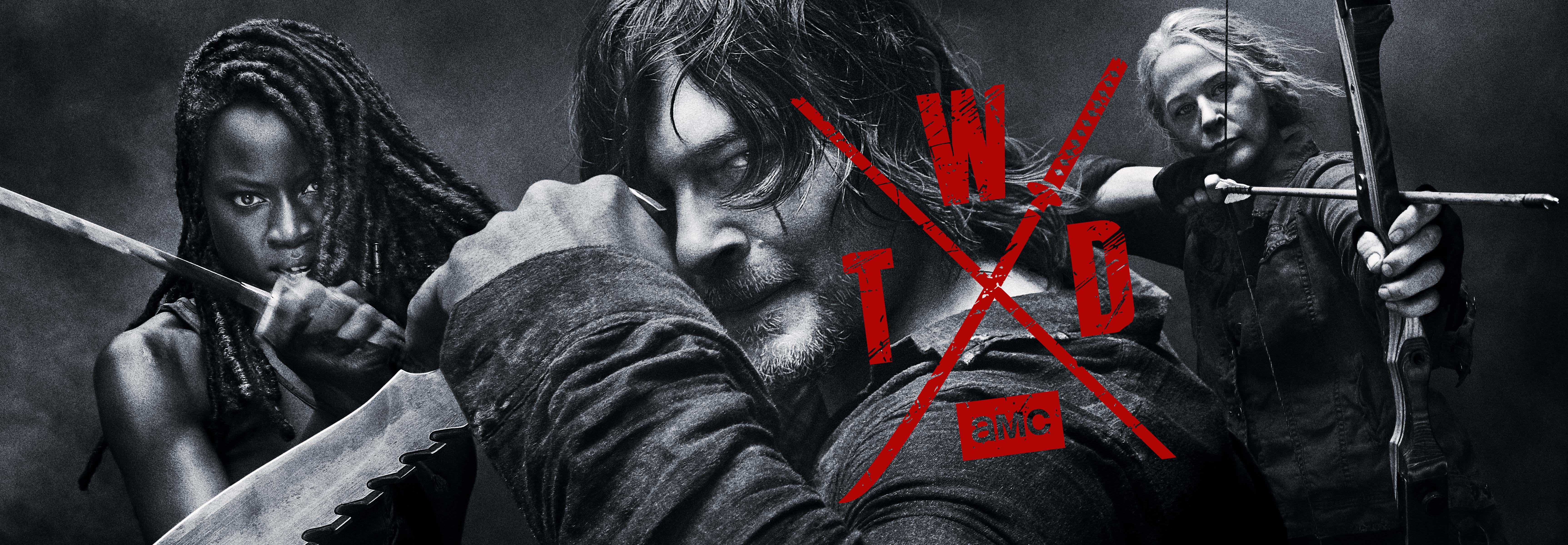 'The Walking Dead' SDCC Promotional Banner