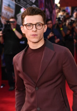 Tom Holland -Spider-Man: Far From home Premiere (June 26, 2019)