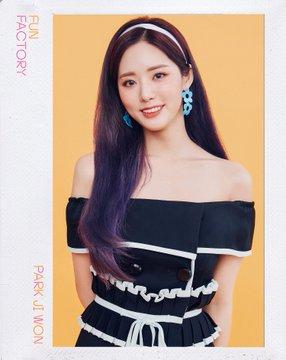 프로미스나인 (fromis_9) 1st Single Album [FUN FACTORY] Official foto FUN ver. Park Jiwon