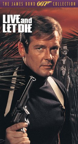 1973 Bond Film, Live And Let Die, On ビデオカセット, ビデオ カセット