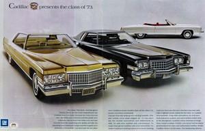 1973 Cadillacs
