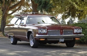 1973 Oldsmobile Custom incrociatore