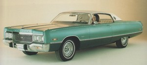 1973 chrysler newport mariner