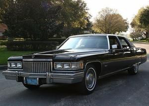 1975 Cadillac Fleetwood 75