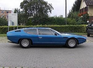 1975 Lamborghini Espada