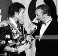 1984 Grammy Awards - michael-jackson photo