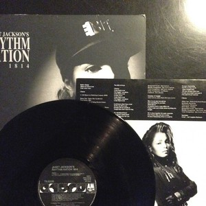 1989 Release, Rhthym Nation, On LP