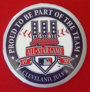 1997 Baseball All-Star Game Button