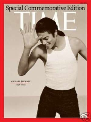 2009 Commemorative Issue Of Time