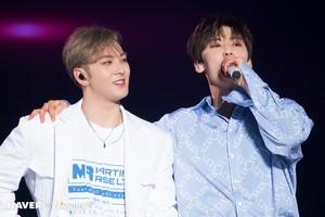 2019 NU'EST concierto 'Segno' in Seoul