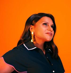 Mindy Kaling - New York Times Magazine Photoshoot - 2019