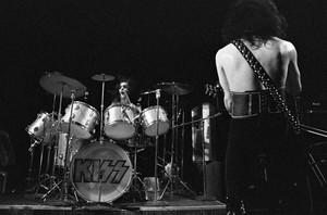 45 years ago today: KISS ~Atlanta, Georgia...June 22, 1974 (Cooley's Electric Ballroom)