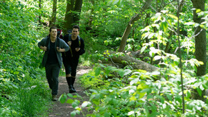 5x13 'The Hike' Episode Still