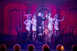 5x14 'Life Is A Cabaret' Episode Still