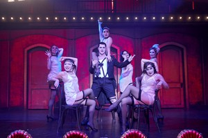 5x14 'Life Is A Cabaret' Episode Still