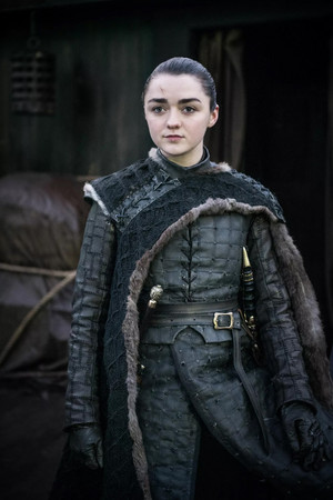 8x06 - The Iron troon - Arya