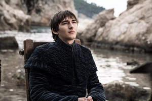 8x06 - The Iron trono - Bran