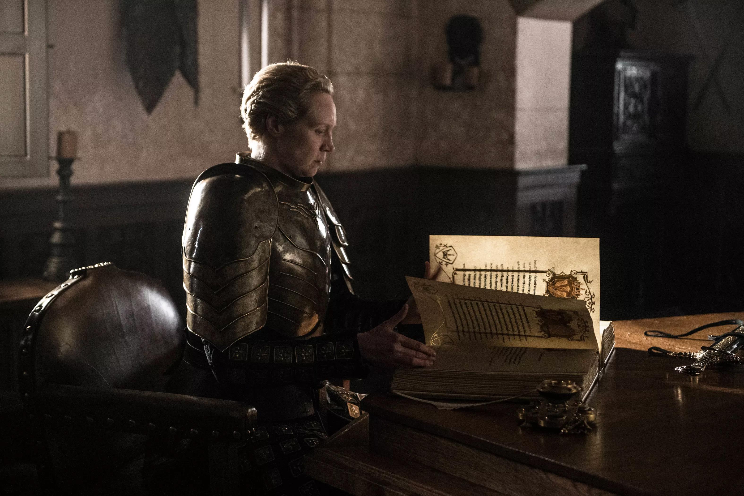 8x06 - The Iron trono - Brienne