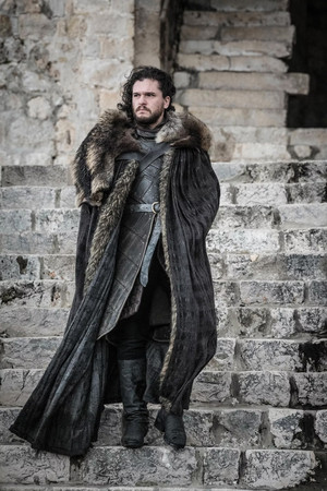 8x06 - The Iron trono - Jon