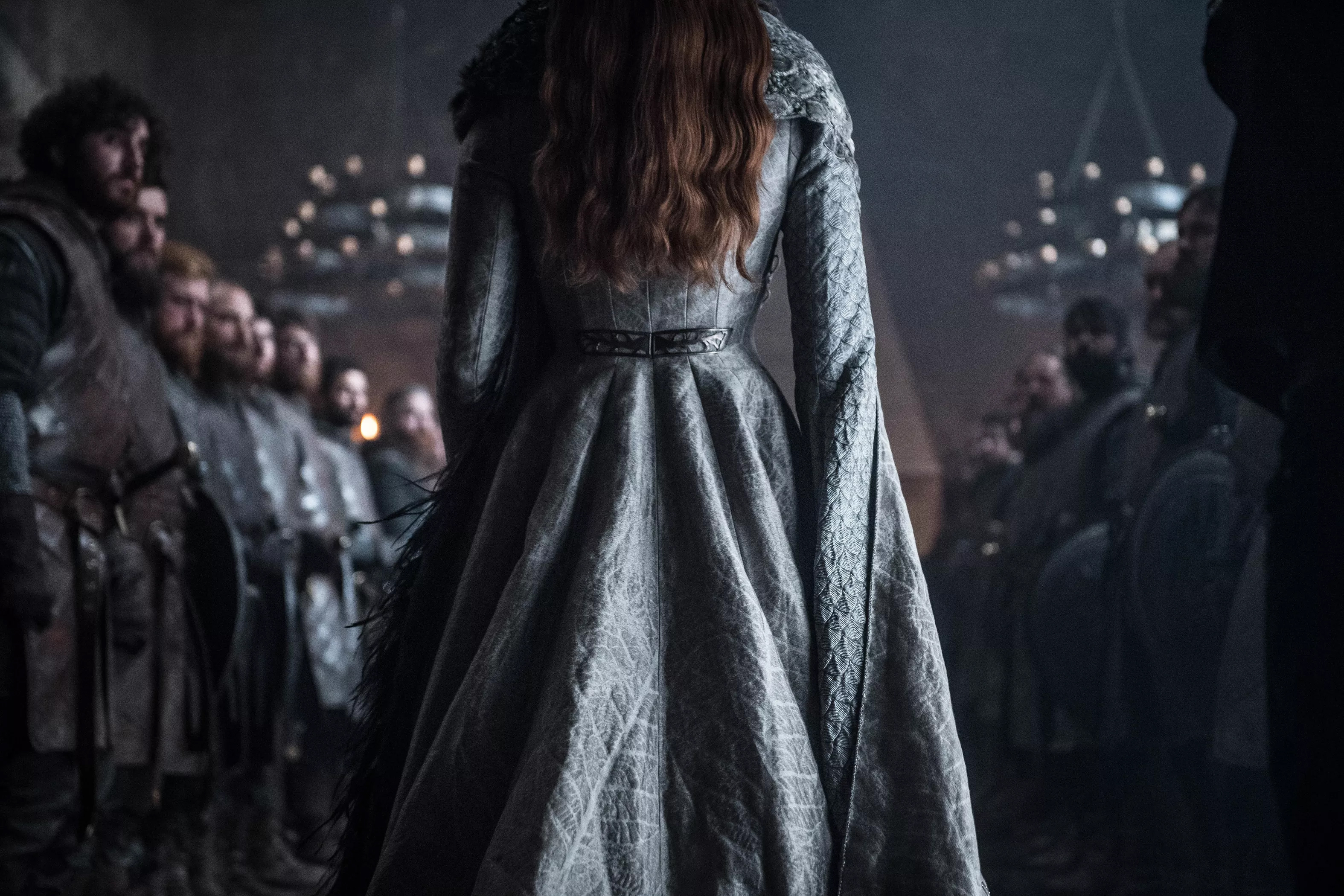 8x06 - The Iron takhta - Sansa