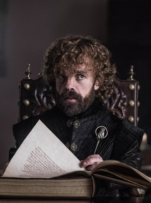 8x06 - The Iron 왕좌, 왕위 - Tyrion