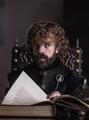 8x06 - The Iron Throne - Tyrion - game-of-thrones photo