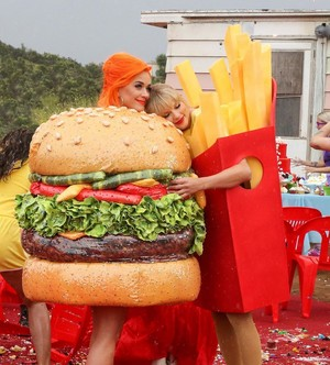 A HAPPY MEAL KATY TAYLOR