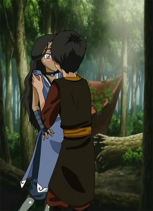 A Kiss From Zuko