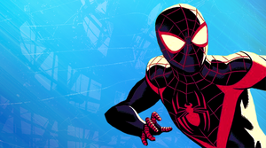 A hero isn't the one who always wins...it's the one who always tries -(Into the Spider-Verse)