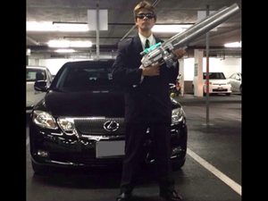 Agent 'G' of the MIB Hawaii Division: an Agent's two best mga kaibigan