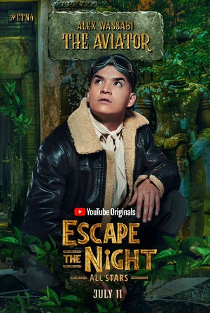 Alex Wassabi - The Aviator
