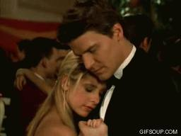 Энджел and Buffy 38