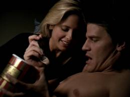 Энджел and Buffy 56