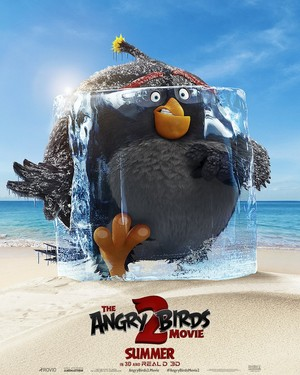 Angry Birds Movie 2 Bomb Poster